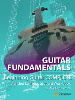 Companion beginning guitar book for Guitar for Everyone's Beginning Guitar Lessons