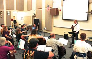 Teacher Training Workshops for Classroom Guitar Teachers