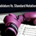 Classroom Guitar - Tab vs Standard Notation