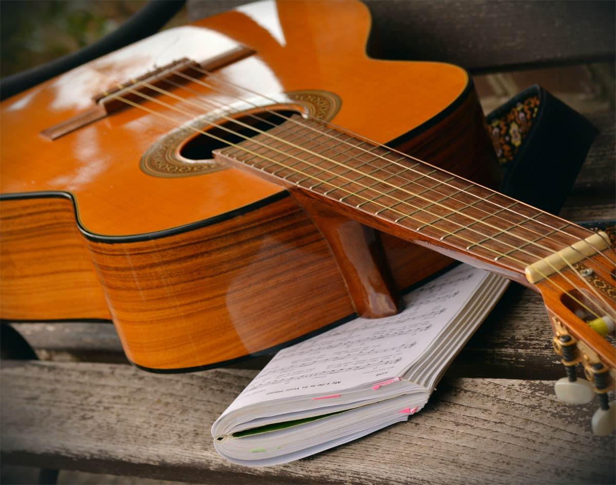 Onlne Guitar Lessons